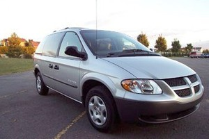 Dodge Caravan, Plymouth Voyager and Chysler Town and Country 2003 Service Workshop Repair Manual