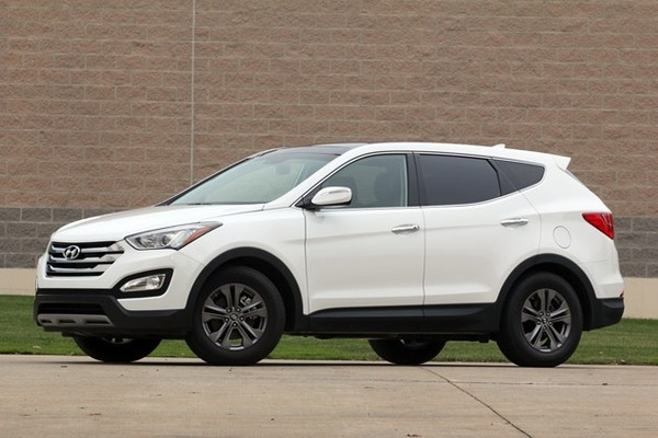 Hyundai SantaFe Sport 2014 Service Workshop Repair Manual