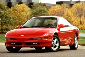 Ford Probe 1993 to 1997 Factory Service Workshop Repair Manual