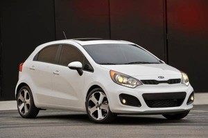KIA RIO 2013 Factory Service Workshop Repair Manual