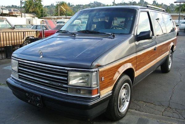 Dodge Caravan - Town and Country - Plymouth Voyager 1984 to 1990 Service Workshop Repair Manual