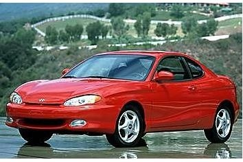 Hyundai Tiburon 1997 Factory Service Workshop Repair Manual
