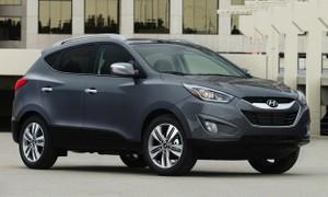Hyundai Tucson 2015 Service Workshop Repair Manual