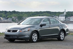 Honda Accord 2008-2010 Service Workshop Repair Manual