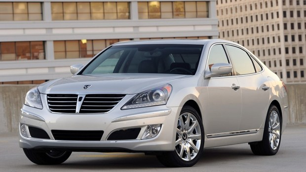 Hyundai Equus 2012 Service Workshop Repair Manual