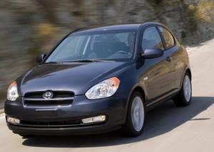 Hyundai Accent 2006 Service Workshop Repair Manual