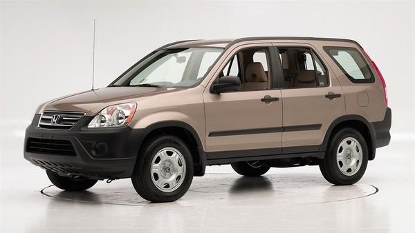 Honda CRV 2002 to 2004 Service Workshop Repair Manual