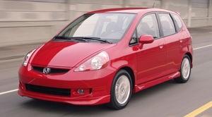 Honda FIT 2006 to 2008 Service Workshop Repair Manual