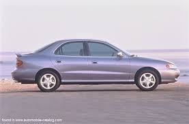 Hyundai Elantra 1999 Service Workshop Repair Manual