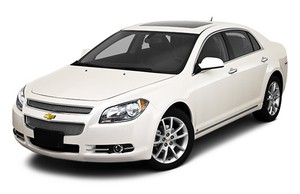 Chevrolet Malibu 2008 to 2012 Service Workshop Repair Manual