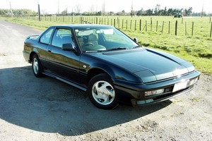 Honda Prelude 1988 to 1991 Factory Service Workshop Repair Manual