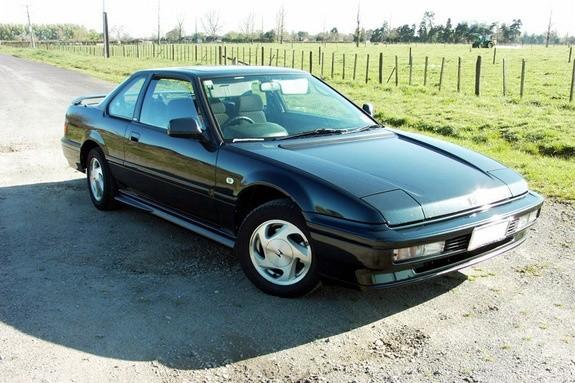 Honda Prelude 1988 to 1991 Factory Service Workshop Repair Manual