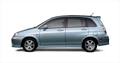 Suzuki Aerio 2002 to 2007 Service Workshop Repair Manual