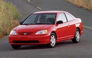 Honda Civic 2001-2005 Service Workshop Repair Manual