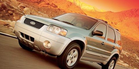 Ford Escape Hybrid 2005 - 2008 Factory Service Workshop Repair manual