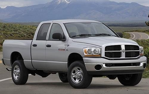 Dodge RAM 2008-2009 Service Workshop Repair Manual