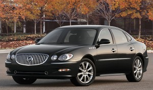 Buick La Crosse - Buick Allure 2005-2009 Service Workshop Repair Manual
