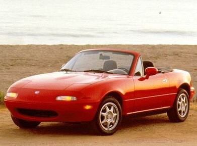 Mazda MX5 NA 1990 to 1998 Factory Service Workshop Repair manual