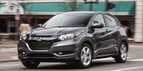 Honda HR-V 2016 2017 2018 Factory Service Workshop Repair manual