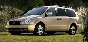 KIA Sedona 2007 Factory Service Workshop Repair Manual