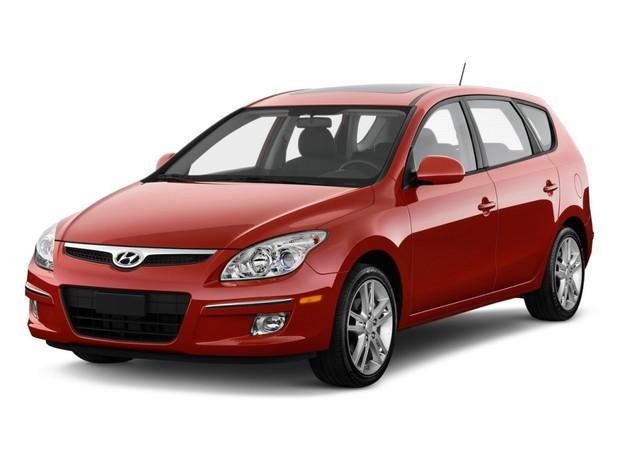 Hyundai Elantra Touring 2008-2009 Service Workshop Repair Manual
