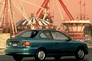Hyundai Accent 1995 Service Workshop Repair Manual