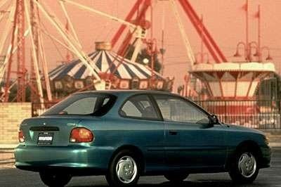 Hyundai Accent 1995 Service Workshop Repair Manual