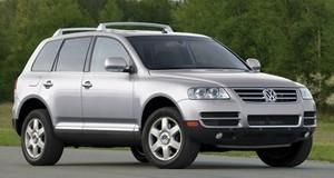 Volkswagen Touareg 2002 to 2006 Service Workshop Repair Manual