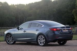 Mazda 6 2013 to 2014 Service Workshop Repair Manual