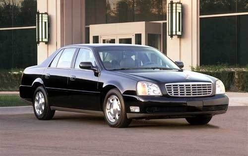 Cadillac Deville 2000 2001 2002 2003 2004 2005 Factory Service Workshop Repair manual