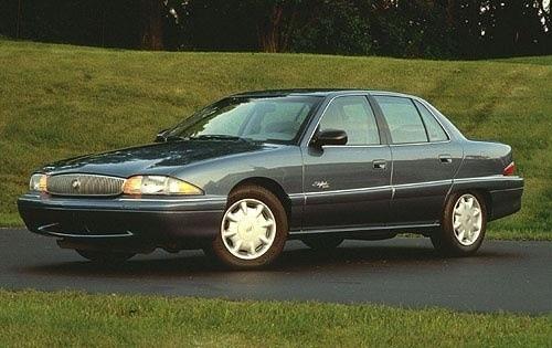 Buick Skylark 1994 to 1998 Service Workshop Repair Manual