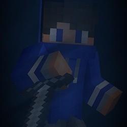 Minecraft Social media profile picture.