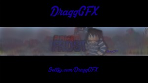 Smokey Minecraft YouTube banner