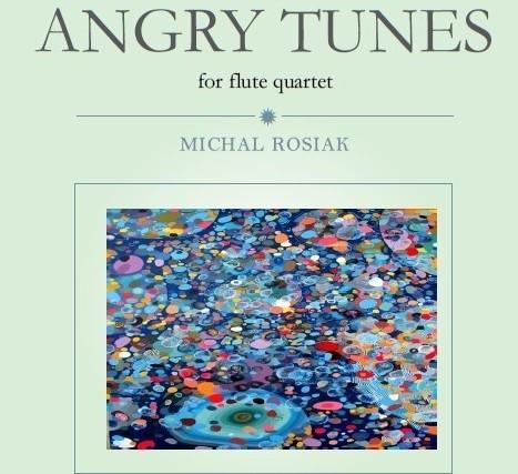 M. Rosiak - Angry Tunes (version for flute quartet)