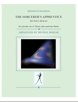 P. Dukas (arr. M. Rosiak) - The Sorcerer's Apprentice for flute ensemble