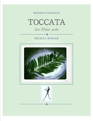 M. Rosiak - Toccata for flute solo