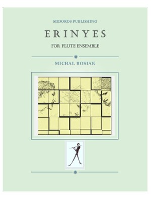 M. Rosiak - Erinyes for flute ensemble