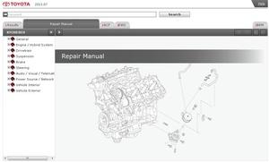 Toyota Vios 2013-2014 Workshop/Repair Manual