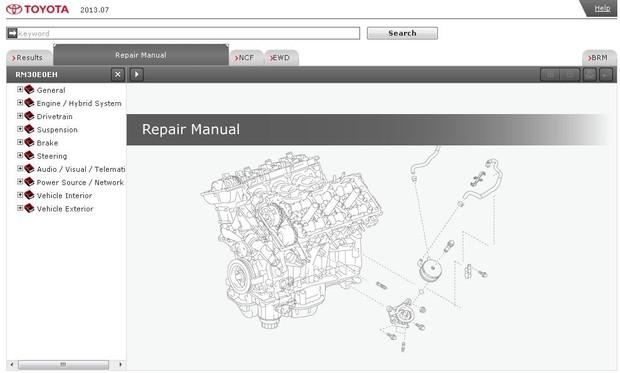 Surprising Toyota Vios 2013 2014 Workshop Repair Manual Cartechmanual Wiring Cloud Oideiuggs Outletorg