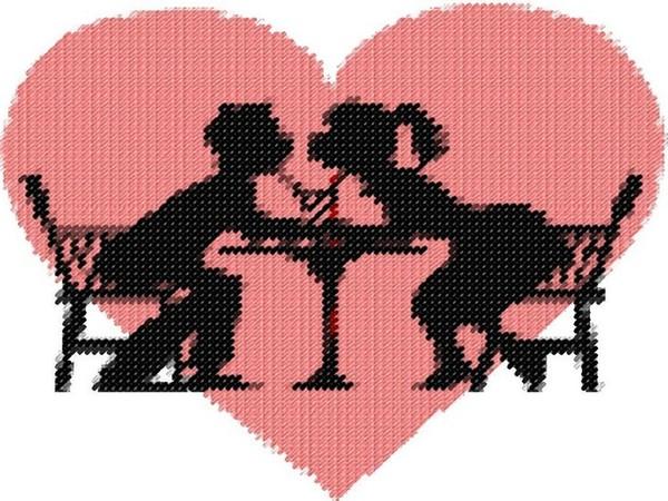 Романтический ужин картинки нарисованные, картинки надписями