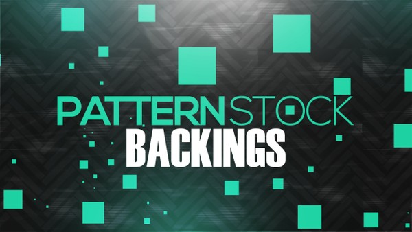 Pattern Stock Backings
