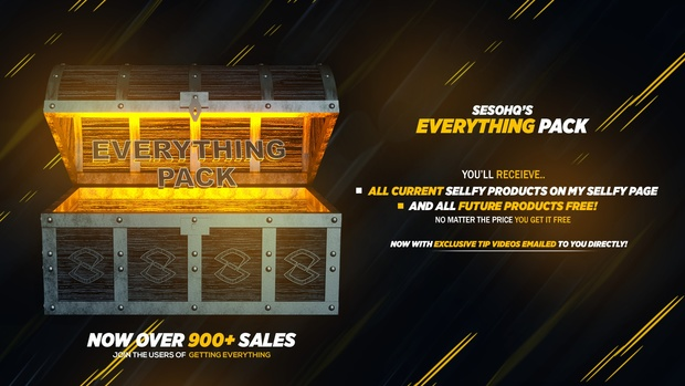 The Everything Pack For Life