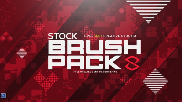 Stock Brush Pack