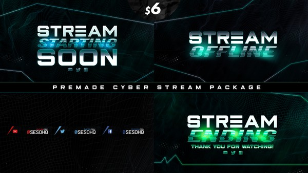 Stream Package Design: Tech Package