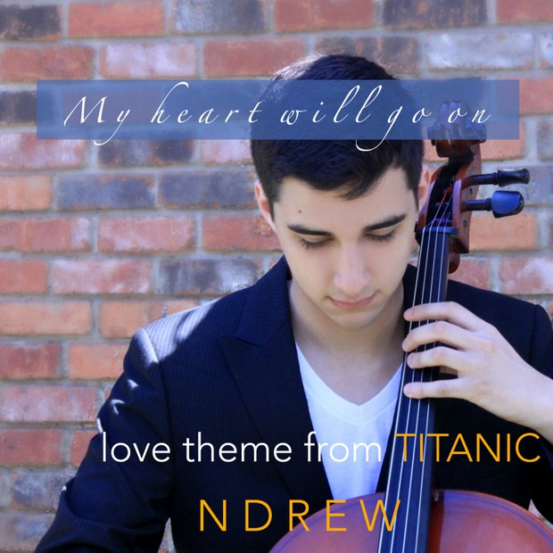 My Heart Will Go On (Titanic Love Theme) Piano Background - NDREW (MP3)