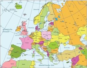 Datos Climáticos Mundiales. EUROPA. Fuente: NOAA-GHCN. / Global Climate data. EUROPE (NOAA-GHCN)
