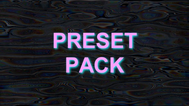 MY PRESETS FOR VEGAS (ALL of Mine and all I collected) EFFECTS & TRANSITIONS