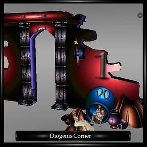 DIOGENIS ANCIENT CORNER