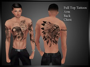 Top Tattoos Pack Files 3