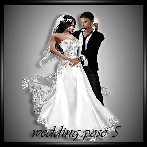 WEDDING POSE 5